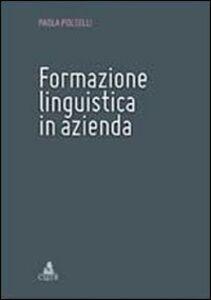 Formazione linguistica in azienda