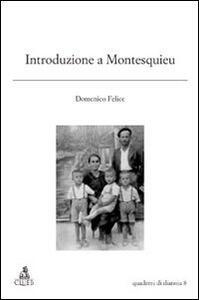 Introduzione a Montesquieu