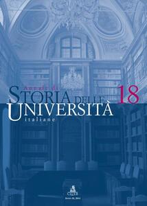 Annali di storia delle università italiane. Vol. 18