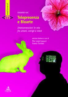 Winniearcher.com Telepresenza e bioarte. Interconnessioni in rete fra umani, conigli e robot Image