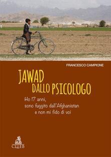 Jawad dallo psicologo - Francesco Campione - copertina