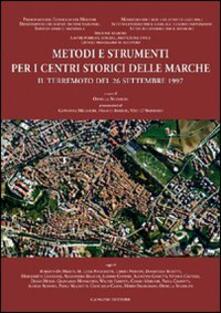 Metodi e strumenti per i centri storici delle Marche - copertina