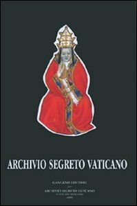 Libro Archivio Segreto Vaticano