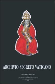 Archivio Segreto Vaticano - copertina