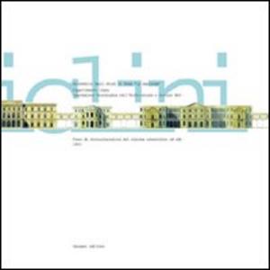 Libro Piano di ristrutturazione del sistema urbanistico ed edilizio del Policlinico Umberto I (di Roma)