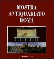 Mostra di antiquariato (Roma) - copertina