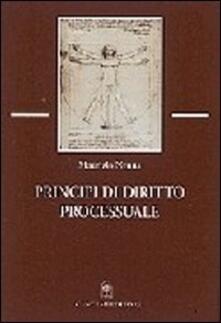 Principi di diritto processuale - Maurizio Nenna - copertina