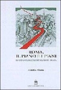 Roma, il piano e i piani
