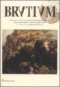 Brutium. Rivista quadrimestrale d'arte (2001). Vol. 2