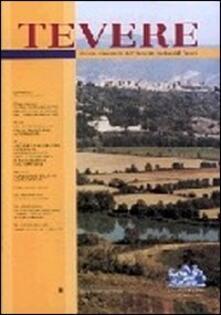 Tevere. Vol. 17 - copertina