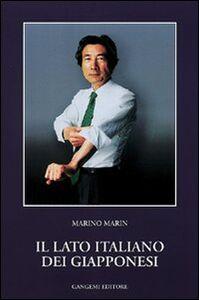 Il lato italiano dei giapponesi