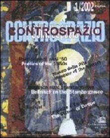 Controspazio (2002). Vol. 1 - Marcello Fabbri - copertina