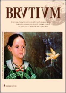 Equilibrifestival.it Brutium. Rivista quadrimestrale d'arte (2002). Vol. 2 Image