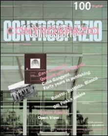 Controspazio (2002). Vol. 100 - Marcello Fabbri - copertina