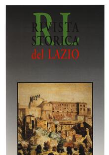 Rivista storica del Lazio. Vol. 17.pdf