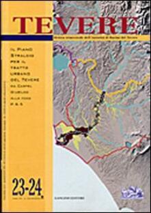 Radiospeed.it Tevere vol. 23-24: il piano stralcio per il tratto urbano del Tevere. Da Castel Giubileo alla Foce P.S.5 Image