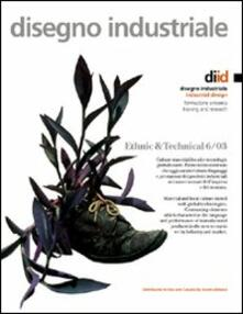 Disegno industriale-Industrial Design. Vol. 6: Ethnic & Technical. - copertina