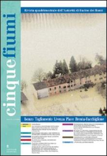 Cinque fiumi (2003) vol. 2-3 - copertina