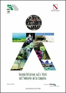 Seconda relazione sullo stato dell'ambiente della Campania - copertina