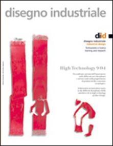 Disegno industriale-Industrial Design. Vol. 9 - copertina