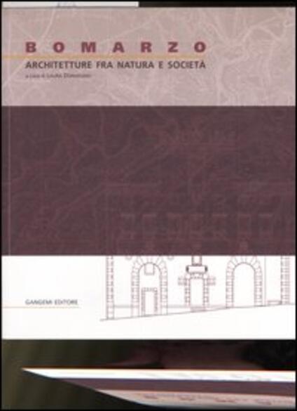 Bomarzo. Architetture fra natura e società - copertina