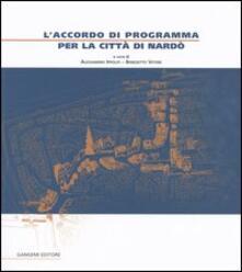 L' accordo di programma per la città di Nardò - copertina
