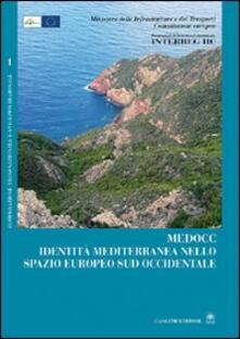 Medocc. Identità mediterranea nello spazio europeo sud occidentale - copertina