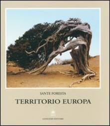 Territorio Europa - Sante Foresta - copertina