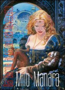 Winniearcher.com Milo Manara. Dai Borgia ai pittori del Novecento Image