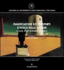 Pianificazione dei trasporti. Il caso ATAM di Reggio Calabria - Leone Pangallo - copertina