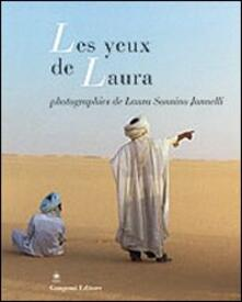 Les yeux de Laura - Laura Sonnino Jannelli - copertina
