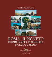 Teamforchildrenvicenza.it Roma mosaico urbano. Il Pigneto fuori Porta Maggiore Image