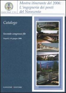 Nordestcaffeisola.it L' ingegneria dei ponti del Novecento. Mostra itinerante (2006) Image