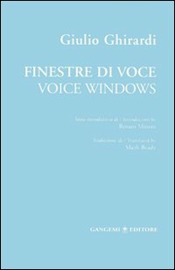 Libro Finestre di voce-Voice windows. Ediz. bilingue Giulio Ghirardi