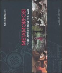 Metamorfosi delle architetture teatrali