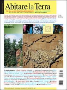 Abitare la terra. Ediz. italiana e inglese. Vol. 14 - copertina