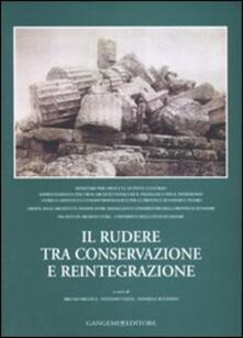 Steamcon.it Il rudere tra conservazione e reintegrazione. Atti del convegno (Sassari, 26-27 settembre 2003) Image