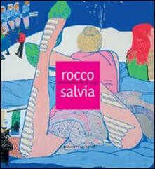 Rocco Salvia. Dall'astrazione ai diari di viaggio - Micaela Nardi - copertina