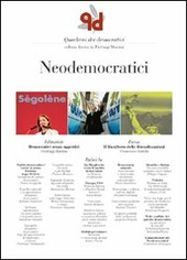 Quaderni dei democratici. Neodemocratici