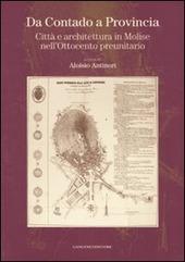 Da Contado a Provincia. Città e architettura in Molise nell'Ottocento preunitario