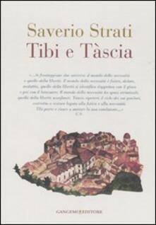 Tibi e Tàscia - Saverio Strati - copertina