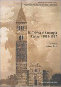 Libro Ss. Trinità di Saccargia. Restauri 1891-1897