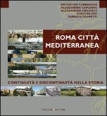 Roma città mediterranea. Continuità e discontinuità - copertina