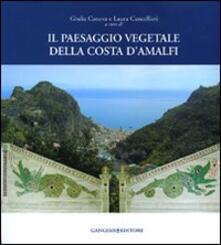 Il paesaggio vegetale della Costa d'Amalfi - copertina