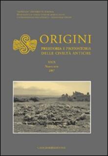 Lpgcsostenible.es Origini. Preistoria e protostoria delle civiltà antiche. Ediz. illustrata. Vol. 29 Image