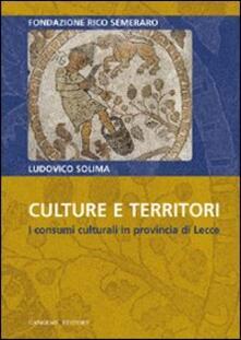 Charun.it Culture e territori. I consumi culturali in provincia di Lecce Image