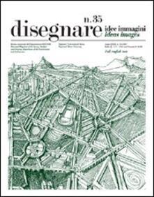 Disegnare. Idee, immagini. Ediz. italiana e inglese. Vol. 35 - copertina