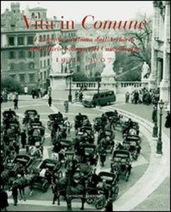 Libro Vita in comune 1930-2007