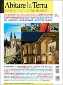 Mercatinidinataletorino.it Abitare la terra. Ediz. italiana e inglese. Vol. 21 Image