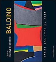 Denim e nuove geometrie. Costantino Baldino. Opere dal 1976 al 2008 - copertina